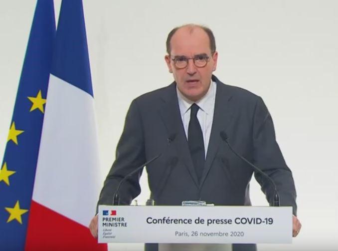 Jean Castez en conférence de presse